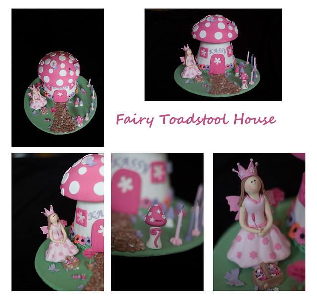 Fairy House Cake Ideas