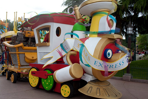 Disney All Stars Express