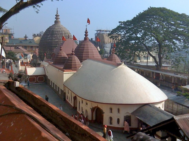 Kamakhya Temple-Spiritual Places To Visit in Guwahati