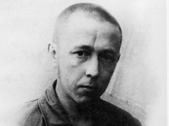 Solzhenitsyn in 1945