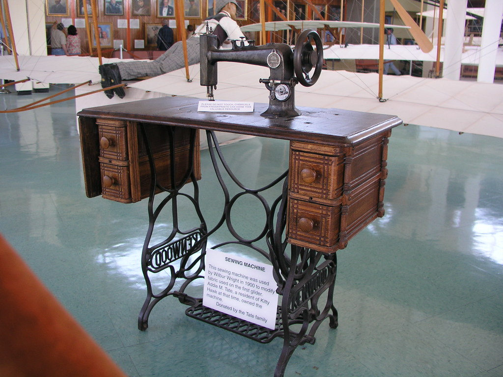 Sewing Machine From 1900