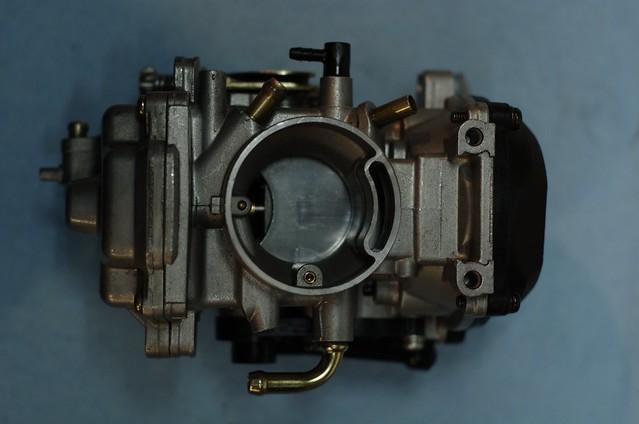 Mikuni Carburetor  Suzuki Ltzquadsport