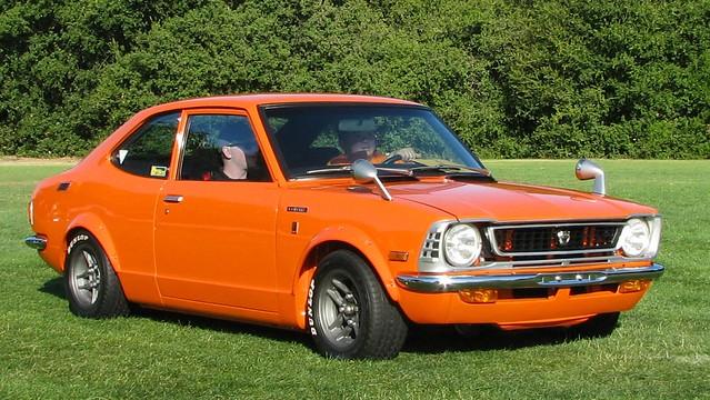 1973 Toyota Corolla Flickr Photo Sharing