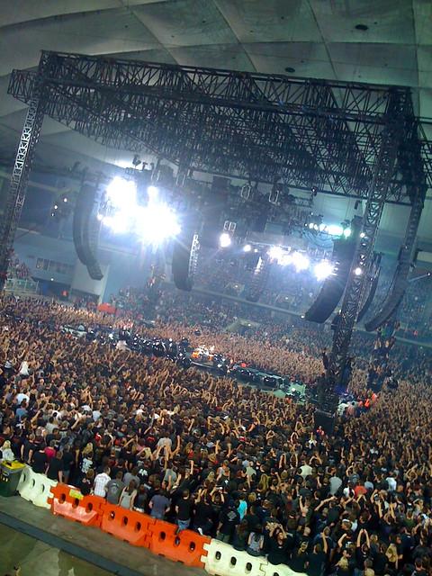 2010 - Metallica in Australia - a gallery on Flickr