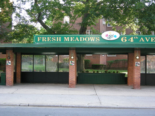 Fresh meadows flowers