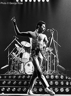Freddie Mercury @ San Diego - 1980