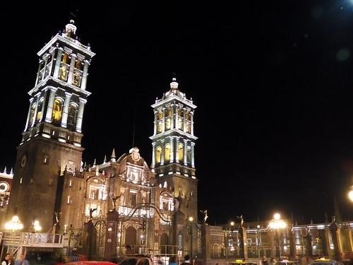 2015: Catedral de Puebla, Puebla, México.