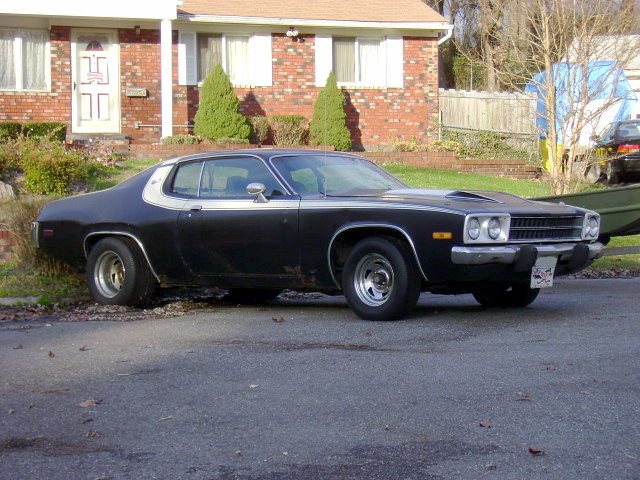 1974 Plymouth Road Runner Flickr Photo Sharing