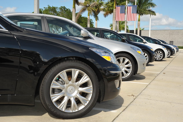 Choosing a good location is important for your dealership.