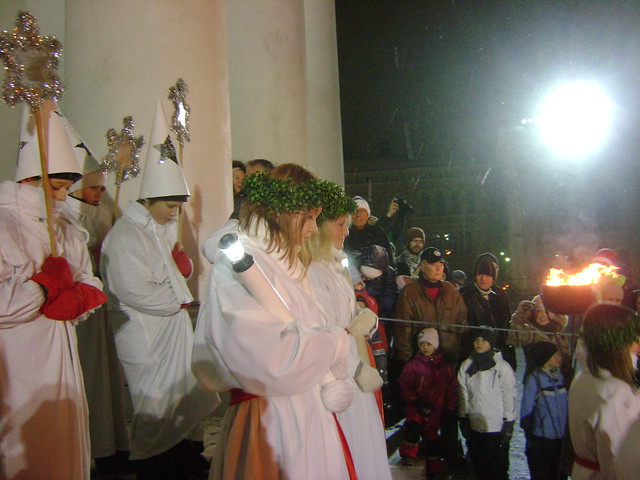 santa lucia festival helsinki the procession by inky flickr photo sharing. Black Bedroom Furniture Sets. Home Design Ideas