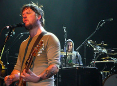 Modest Mouse w/ Frightened Rabbit in London