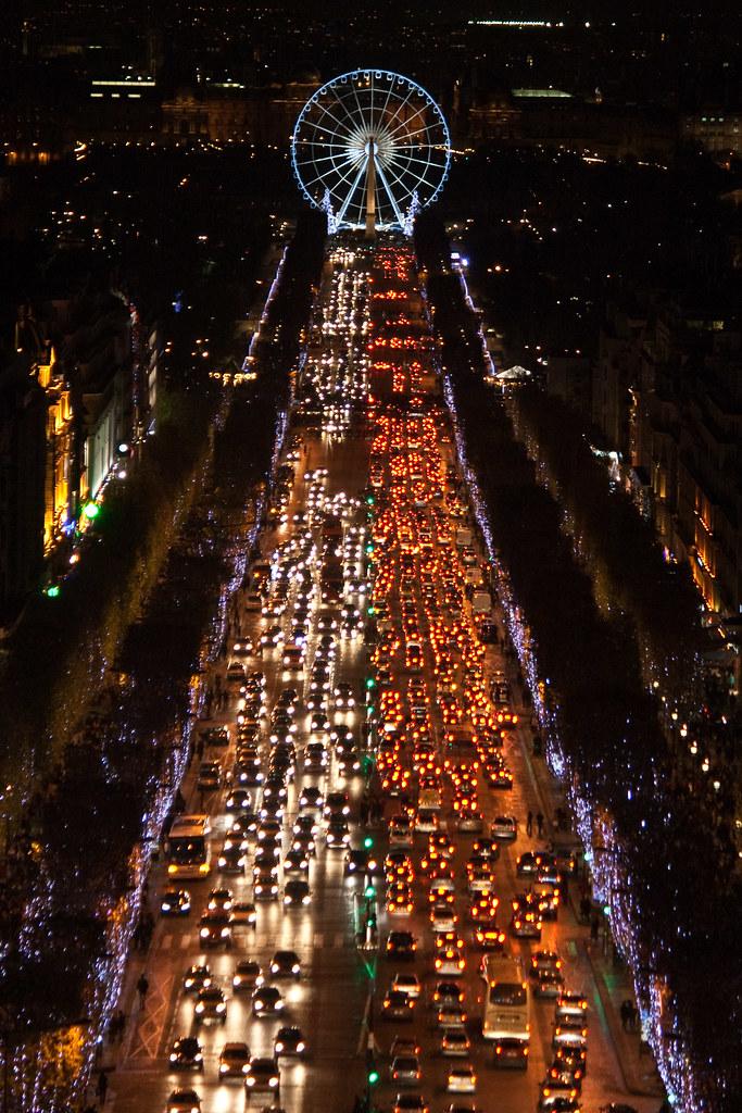 Christmas Tree Elysées