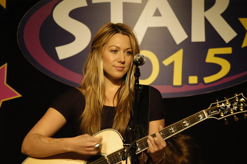 Colbie Caillat Private Concert in Seattle
