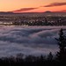 Vancouver Fog - December 2009 by DragonSpeed
