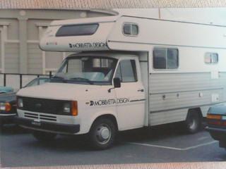 Ford Transit Camper van 1996