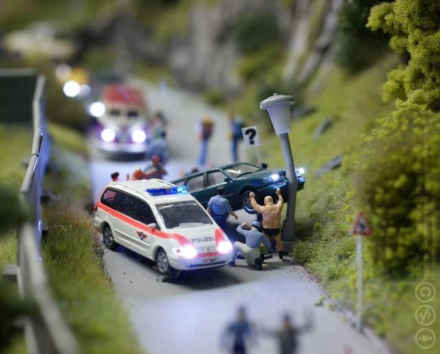 Car Accident Scenarios Who S Fault Lost Control