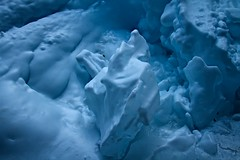 arctic, melting, ice cap, ice, azure, freezing,