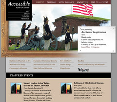 Accessible Arts Campaign 2005 Website (Website)