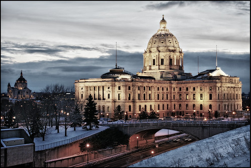 statepark park winter building church minnesota architecture memorial catholic cathedral state stpaul capitol saintpaul mn cassgilbert minnesotastatecapitol