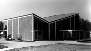 Paine AFB, WA Chapel exterior 5 October 1964
