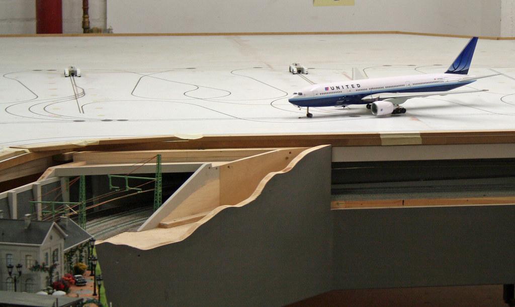 Miniature Airport (Under Construction) by Andrey Belenko, on Flickr