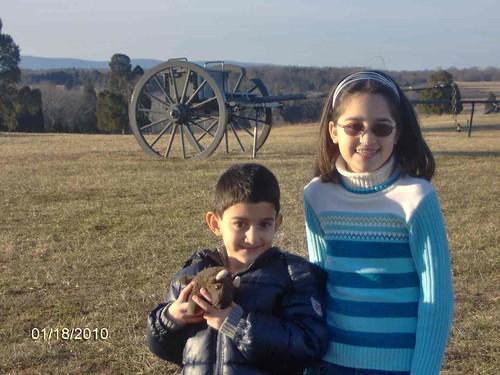 Kareem,Yasmeen, & BB