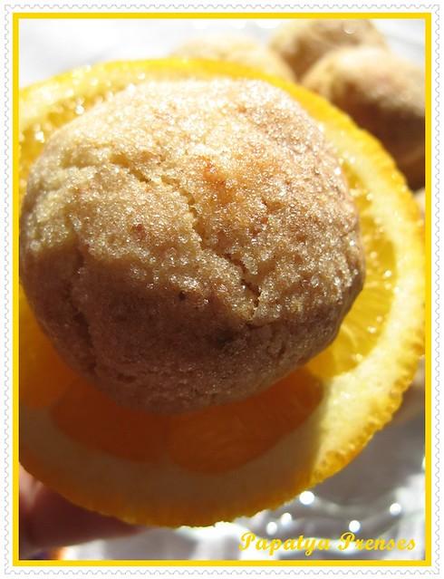 portakallı lorlu kurabiye