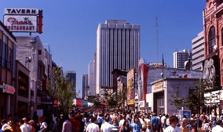 Yonge Street Mall, 1975