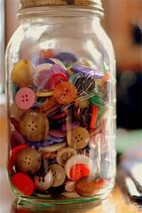 mason jar, glass,