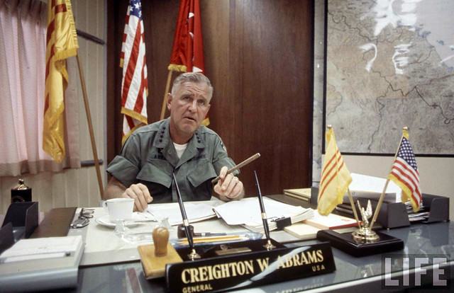 General Creighton W. Abrams Jr.