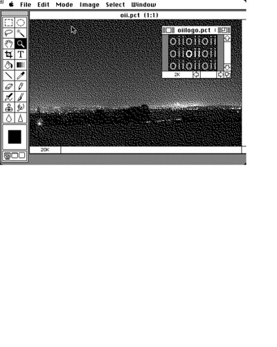 Photoshop 1.0.7 Screenshot