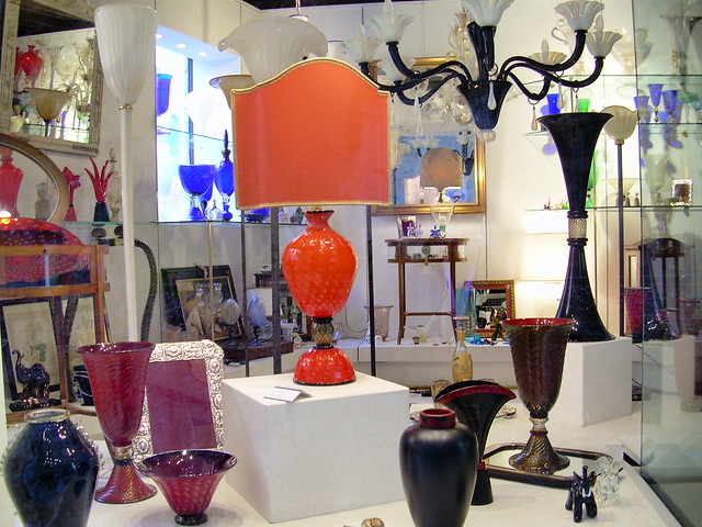 Venetian Glass Shop