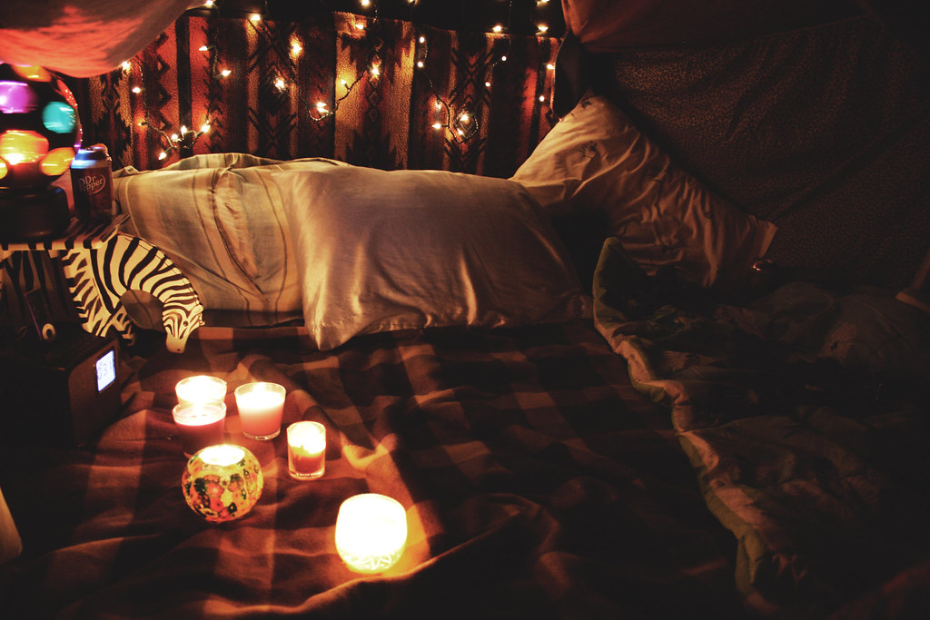 How I Used A Pillow Fort To Propose To My Boyfriend