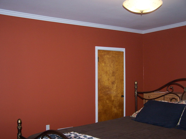 Master Bedroom Crown Molding Pennywise Flickr Photo Sharing