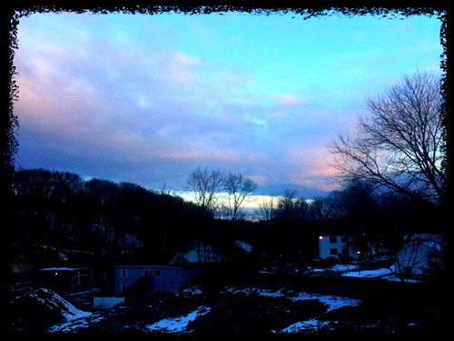 cameraphone sky clouds sunrise ct shelton emailphoto iphone appleiphone