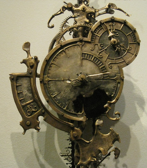 Steampunk @ the Museum of the History of Science | Flickr - Photo ...