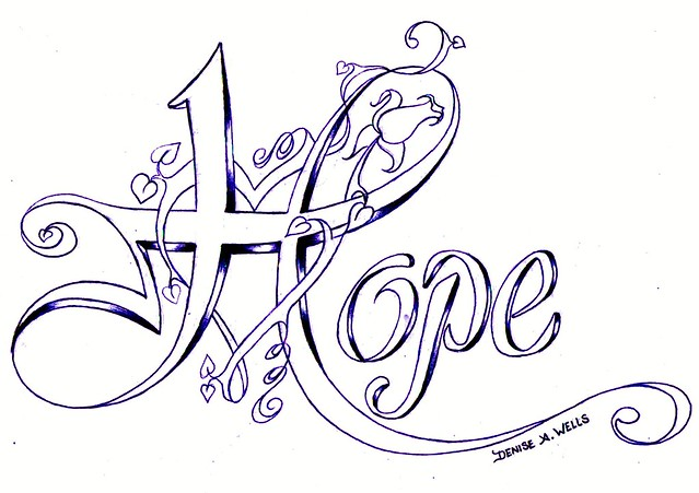 Faith Hope Love Tattoo Designs