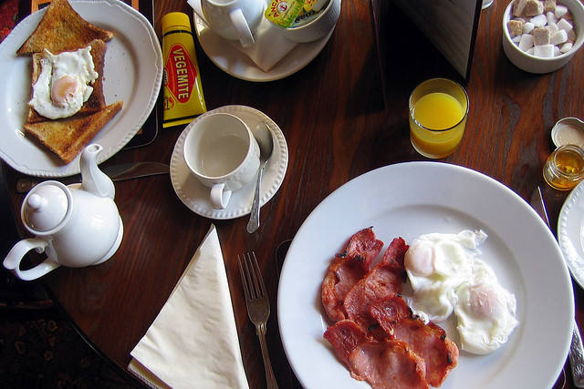 Aussie English Breakfast