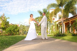 Our Wedding 2/28/2010 in Jamaica. Photographer:Shellion