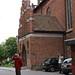 Kruchta od strony północnej bazyliki św. Jerzego w Kętrzynie by Polek