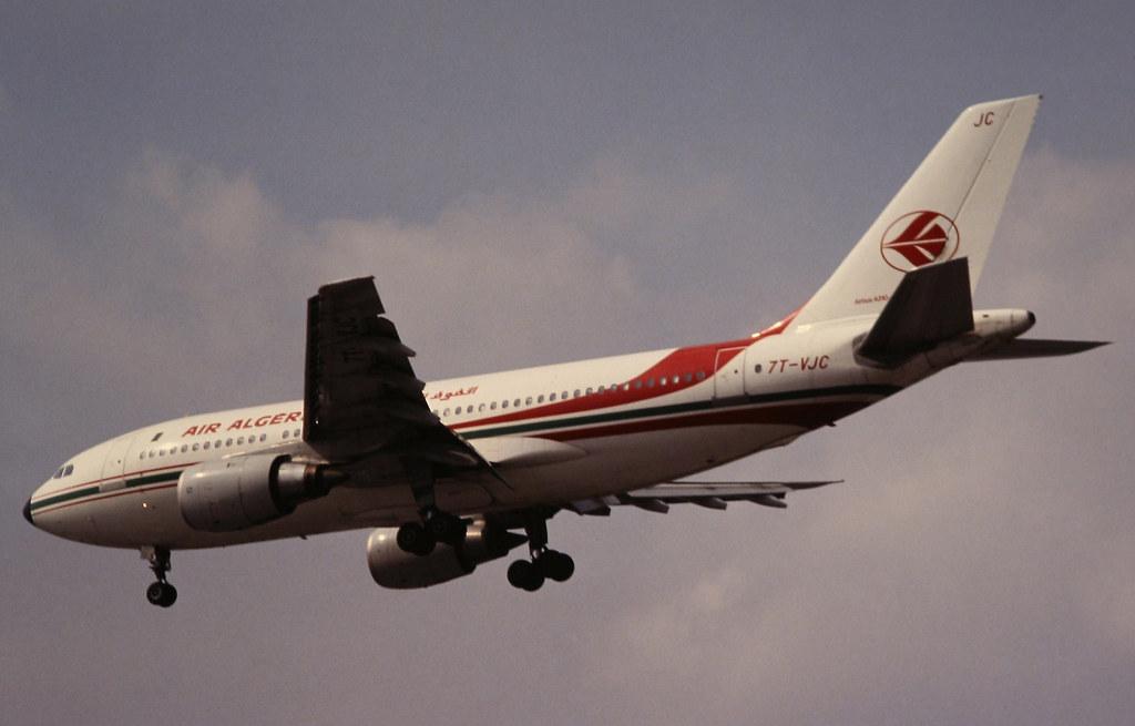 7T-VJC - A332 - Air Algerie