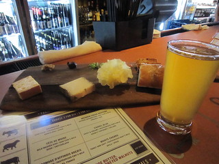 Cheese and cider