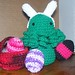 Cthulhu Easter Bunny by darknesschildsin