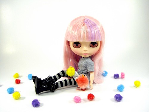 blythe my little candy by scrumptiousdelight