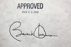 Health Reform: A Year in Photos
