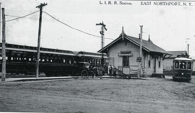 East Northport LIRR Station