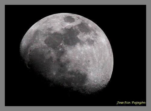 Luna creciente de marzo 2010