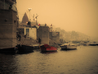 Misty ganges..