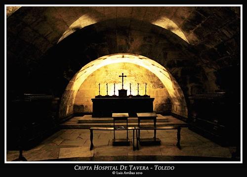 Cripta de Tavera