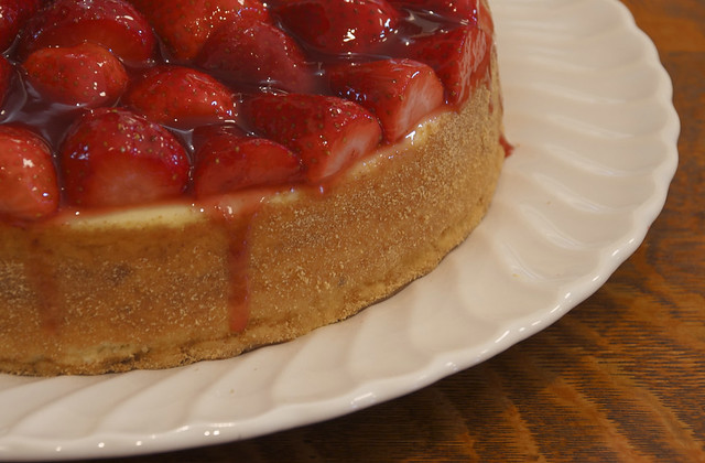 Strawberry Cheesecake | Flickr - Photo Sharing!
